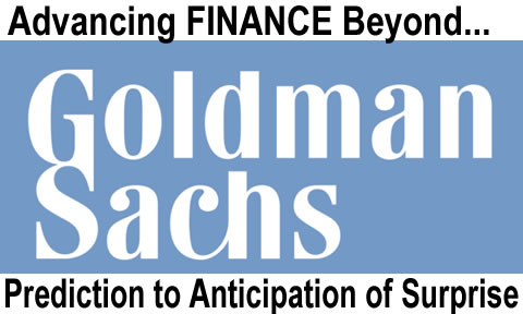 Beyond Goldman Sachs: Beyond Data... Beyond Prediction